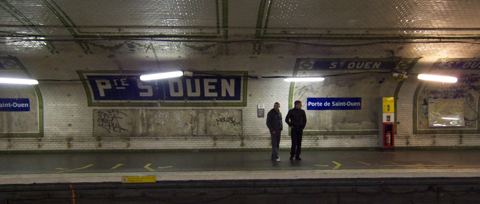 Le photojournal de jean miaille en d cembre 2008 - Porte saint ouen ...